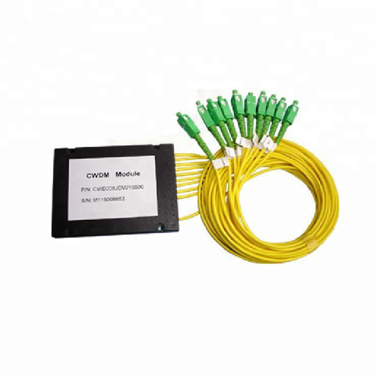1x16 & 1x8 Rack Mount PLC Splitter With SCAPC Connector 02
