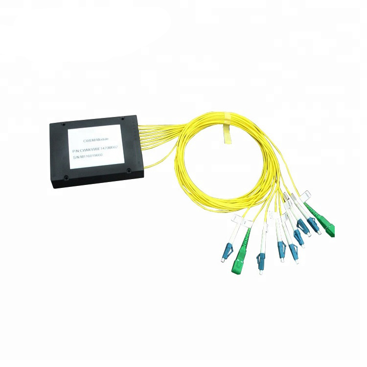 1x16 & 1x8 Rack Mount PLC Splitter With SCAPC Connector 04