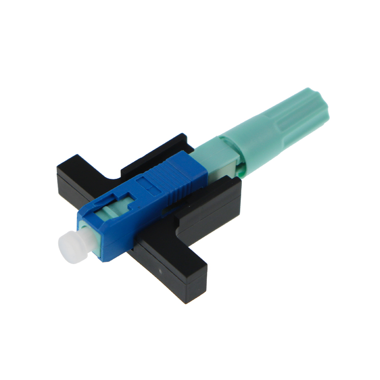 SC PC Fiber Optic Connectors 01