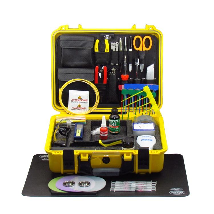 Fiber Optical Splicing Tool Kit